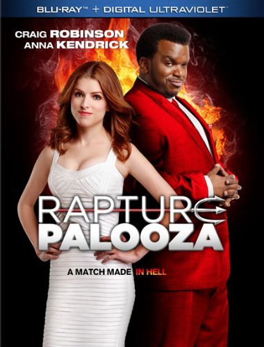 Rapture Palooza Rapture Palooza Blu Ray Ws R Uv
