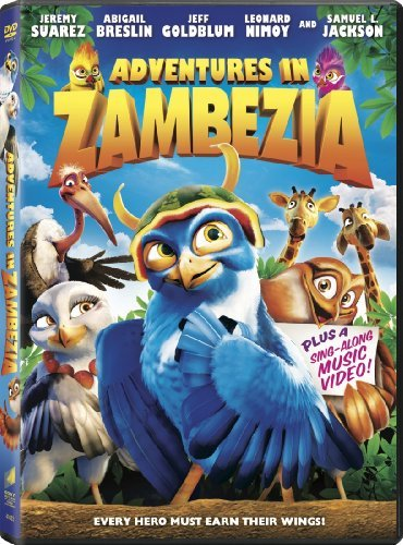 Adventures In Zambezia Adventures In Zambezia Ws G