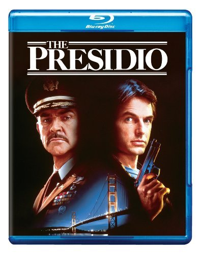 Presidio Connery Harmon Ryan Blu Ray Ws R