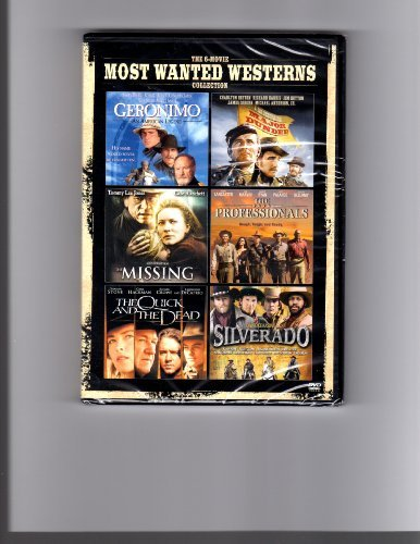 Most Wanted Westerns Most Wanted Westerns Ws Pg13 3 DVD