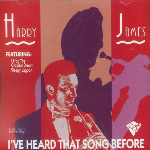 James Harry I've Heard That Song Before
