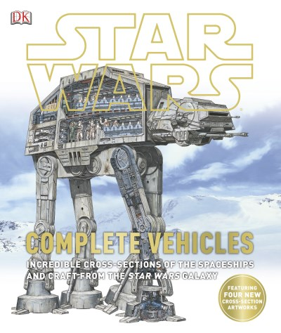 Dk Star Wars Complete Vehicles