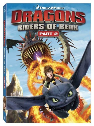 Dragons Riders Of Berk Part 2 DVD G Ws