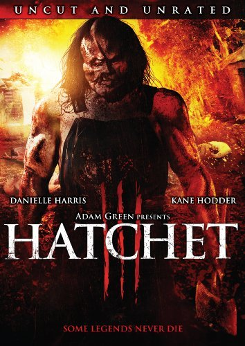 Hatchet 3 Hatchet 3 Ws Unrated Director's Cut Ur