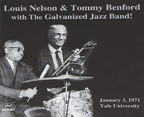 Nelson Louis Bedford Tommy Louis Nelson & Tommy Benford W