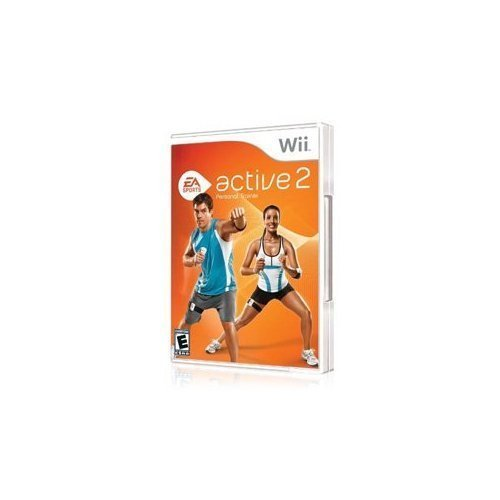 Wii Wii Active 2 Personal Trainer Game Only