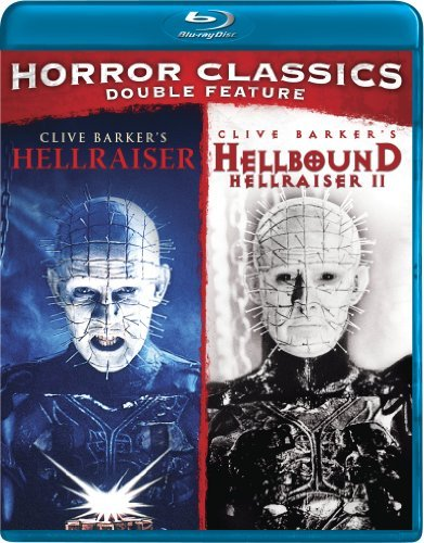 Hellraiser Hellbound Hellrais Horror Double Feature Blu Ray Ws R 2 Br