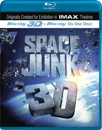 Imax Space Junk 3d Imax Space Junk 3d Blu Ray Ws 3d Nr