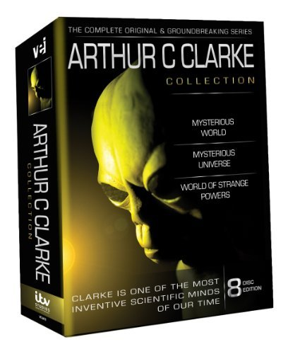 Arthur C Clarke Collection Arthur C Clarke Collection Nr 8 DVD