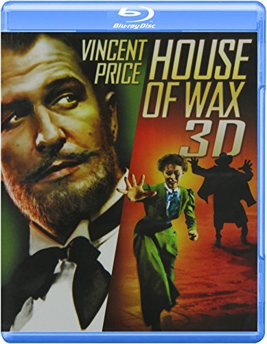 House Of Wax Roberts Rymal Lovejoy Jones Blu Ray Ws Hd3d Nr
