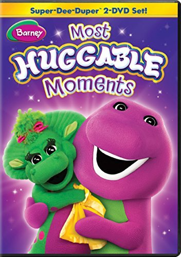 Most Huggable Moments Barney Nr 2 DVD