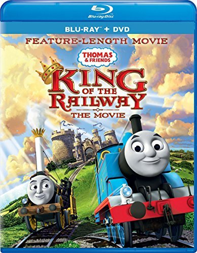 King Of The Railway Thomas & Friends Blu Ray Ws Nr DVD