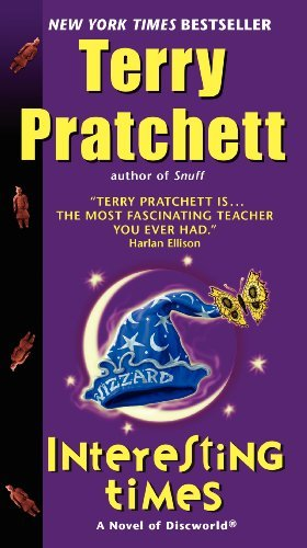 Terry Pratchett Interesting Times