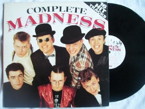Madness Complete Madness 2 Lp