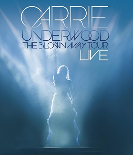 Carrie Underwood Blown Away Tour Live Nr