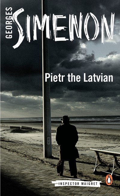 Georges Simenon Pietr The Latvian