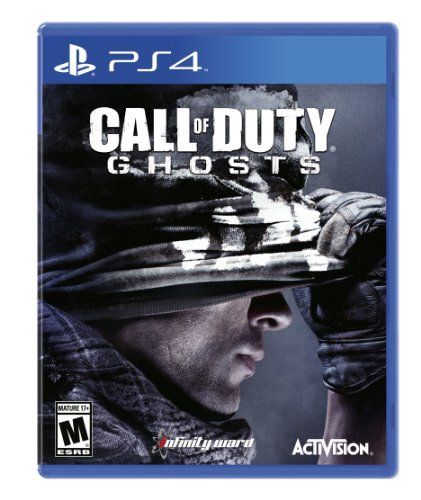 Ps4 Call Of Duty Ghosts Activision Inc.