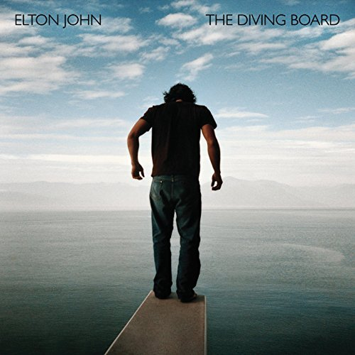 Elton John Diving Board 2 Lp