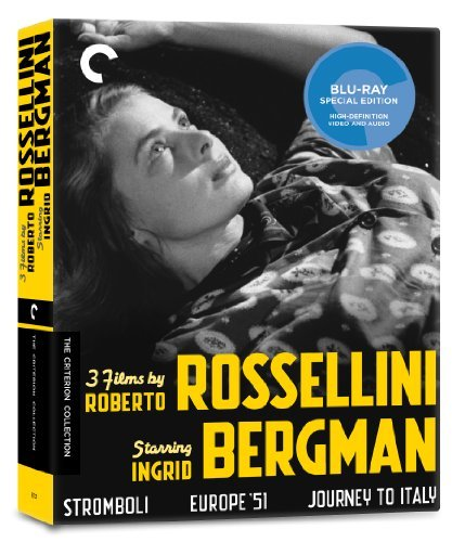 Robert Rossellini 3 Film Ingri Robert Rossellini 3 Film Ingri Blu Ray Ws Bw Nr 4 Br Criterion Collection