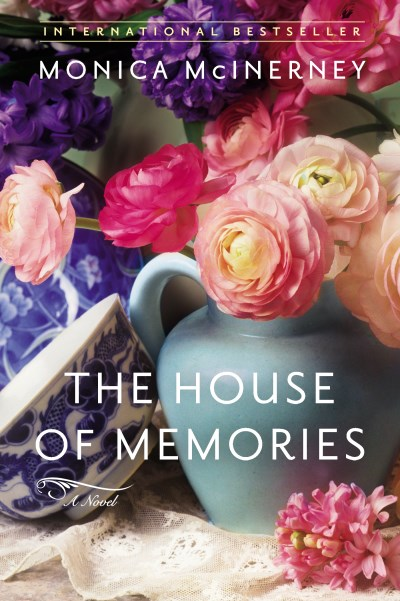 Monica Mcinerney The House Of Memories