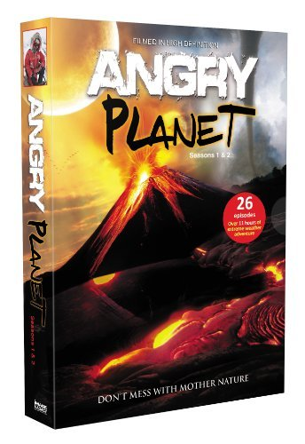 Angry Planet Angry Planet Seasons 1 & 2 Ws Nr 5 DVD