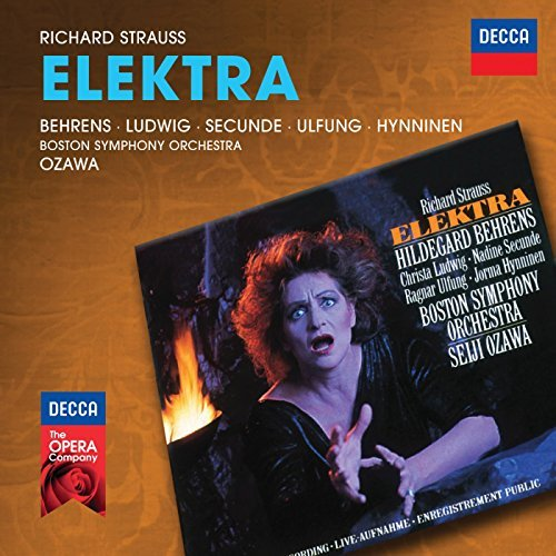Richard Strauss Elektra 2 CD