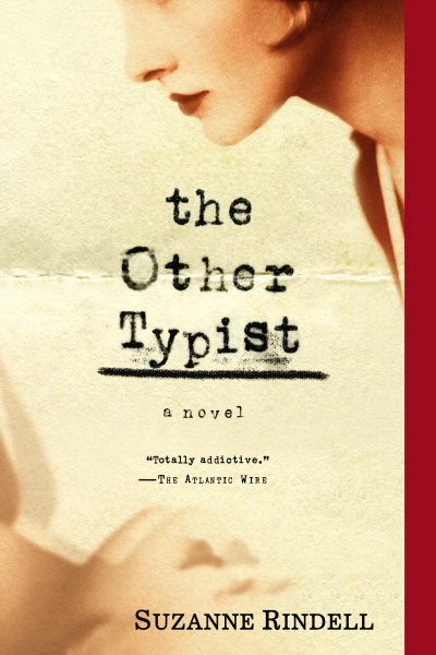 Suzanne Rindell The Other Typist