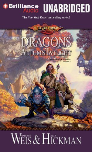 Margaret Weis Dragons Of Autumn Twilight