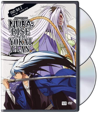 Rise Of Yokai Clan Set 2 Nura Nr 3 DVD