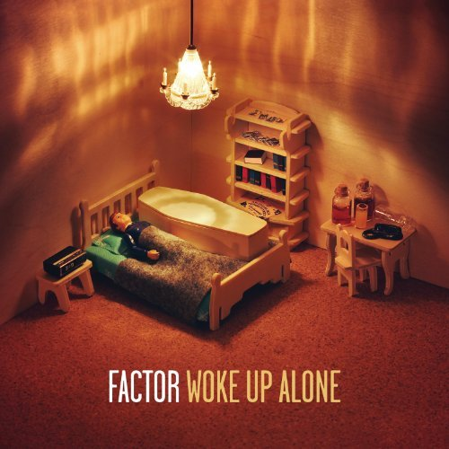 Factor Woke Up Alone Digipak