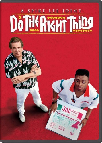 Do The Right Thing Lee Aiello Davis Dee DVD R