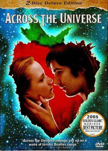 Jim Sturgess Evan Rachel Wood Suzanne Todd Jennife Across The Universe 2 Disc Deluxe Edition 2 Disc Deluxe Edition