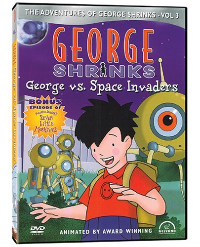 O'sullivan Paul Laskey Kathleen Moore Tracey Th George Shrinks Vol 3 George Vs. Space Invaders