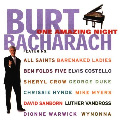 Burt Bacharach One Amazing Night