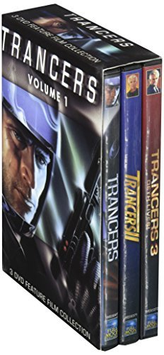 Tim Thomerson Helen Hunt Trancers Volume 1
