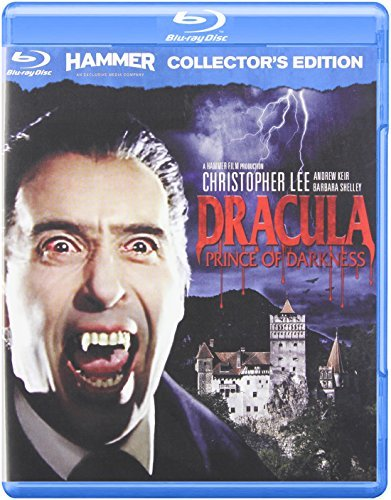 Dracula Prince Of Darkness B Lee Christopher Blu Ray Ws Nr