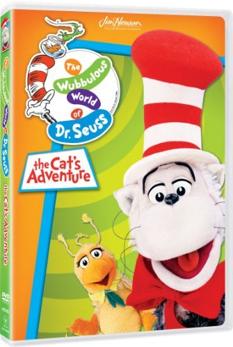 Cat's Adventures Wubbulous World Of Dr. Seuss Nr