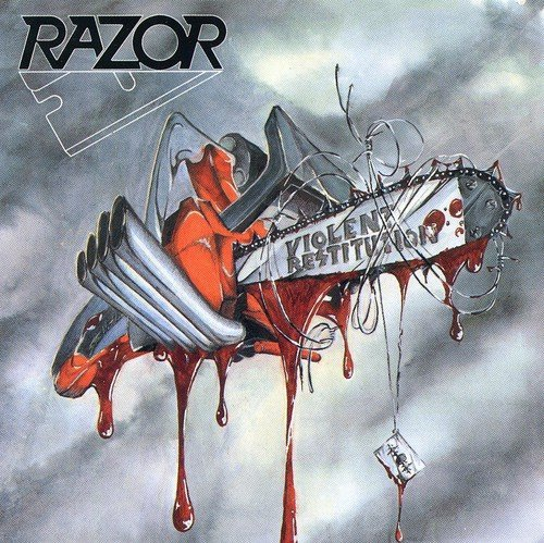 Razor Violent Restitution Import Gbr