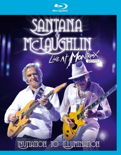Carlos & John Mclaughl Santana Invitation To Illumination Liv Blu Ray Nr