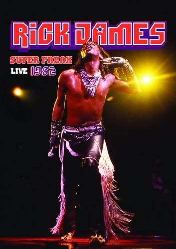 Rick James Superfreak 1982 (live)