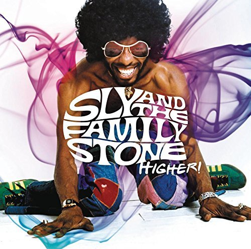 Sly & The Family Stone Higher! Best Of The Box