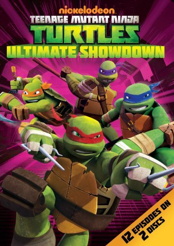Teenage Mutant Ninja Turtles Ultimate Showdown DVD Ws