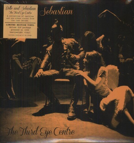 Belle & Sebastian Third Eye Centre 180gm Vinyl Deluxe Ed.