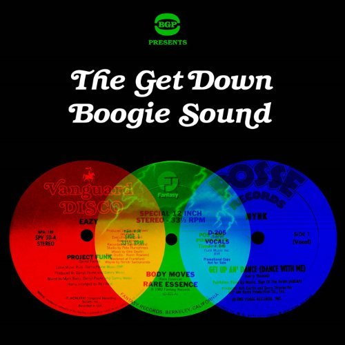 Get Down Boogie Sound Get Down Boogie Sound