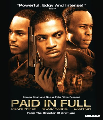 Paid In Full Paid In Full Blu Ray Ws Pg13