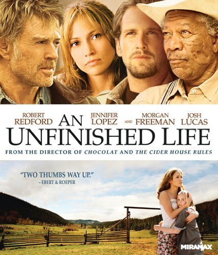 Unfinished Life Unfinished Life Blu Ray Ws Pg13