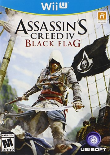 Wii U Assassins Creed Iv Black Flag Ubisoft