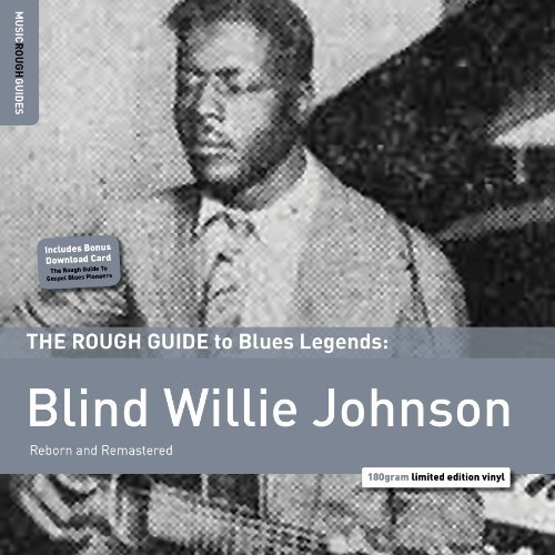 Blind Willie Johnson Rough Guide To Blind Willie Jo 180gm Vinyl Incl. Digital Download