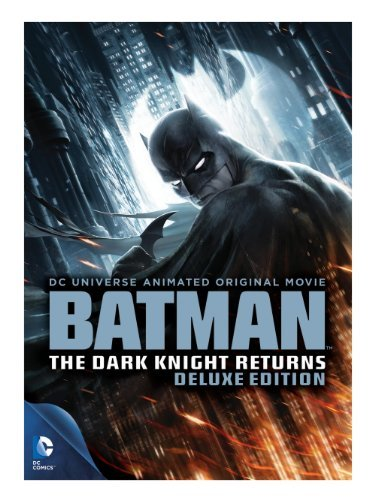 Dcu Batman Dark Knight Return Dcu Batman Dark Knight Return Nr 2 DVD