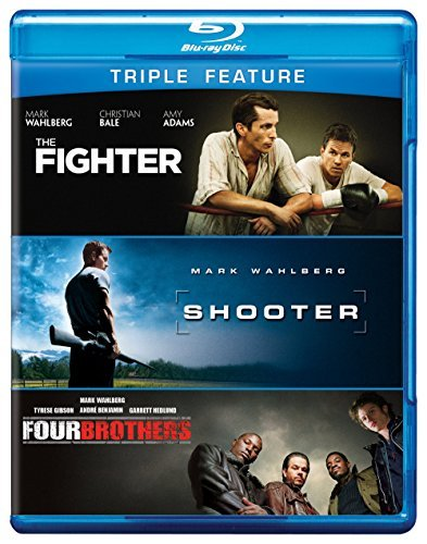 Fighter Shooter Four Brothers Wahlberg Mark Blu Ray Ws Nr